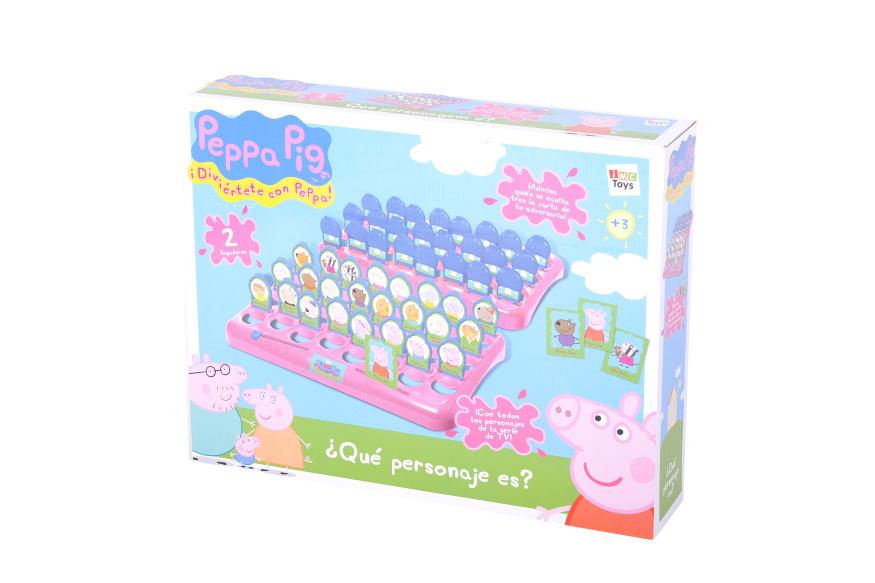 Hra Hádej Kdo Peppa Pig V Krabičce