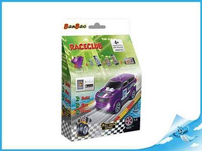 Obrázok Banbao stavebnice RaceClub Deora