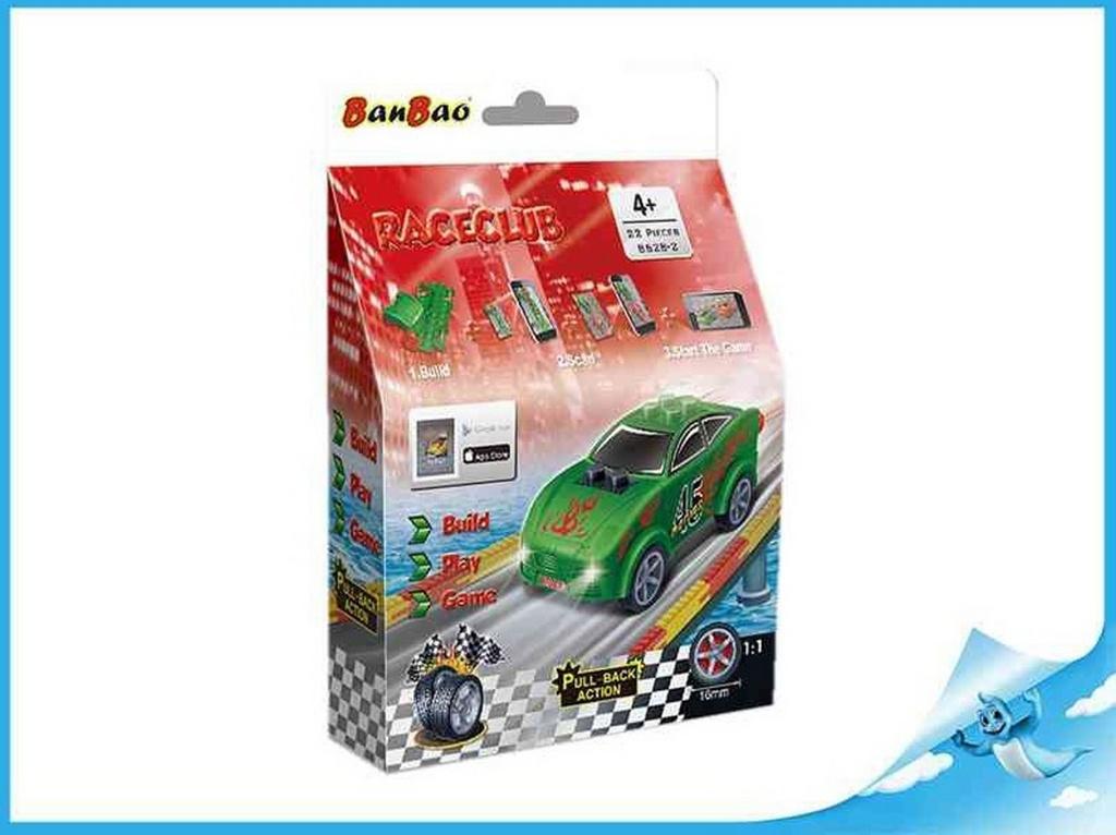 Banbao stavebnice RaceClub Joy