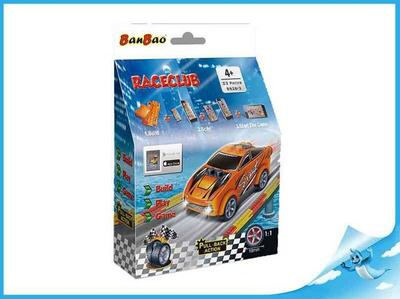 Obrázok Banbao stavebnice RaceClub Mimik