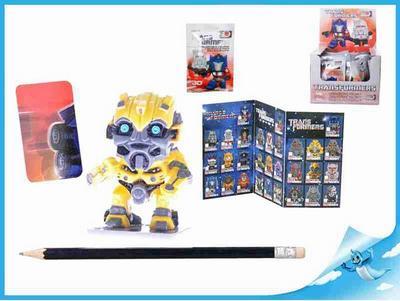 Obrázok Figurka Transformers s puzzle II.serie