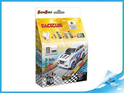 Obrázok Banbao stavebnice RaceClub Moon