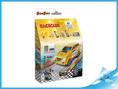 Obrázok Banbao stavebnice RaceClub Moxy