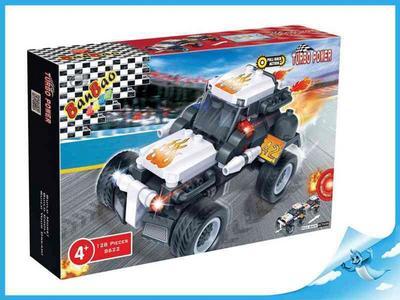 Obrázok Banbao stavebnice Turbo Power Dragster