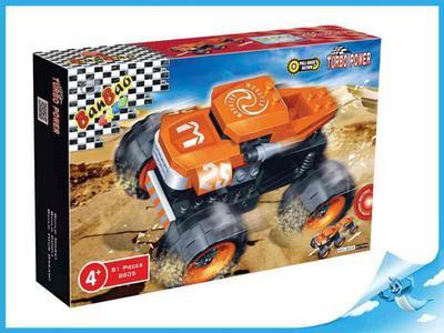 Obrázok Banbao stavebnice Turbo Power Monster