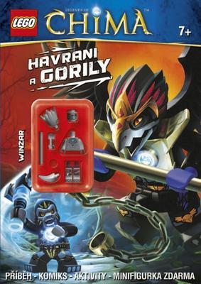 LEGO CHIMA Havrani a gorily