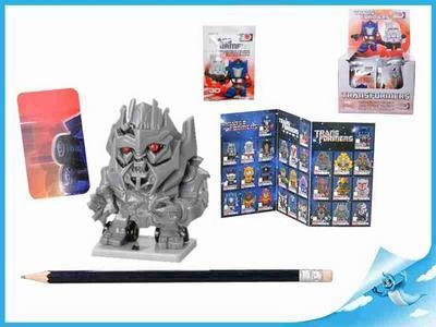 Obrázok BOX Figurka Transformers s kartičkou I. serie