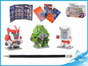 Obrázok Figurka Transformers 4cm 15druhů 3ks v krabičce