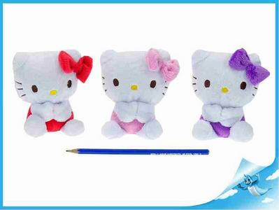 Obrázok Hello Kitty plyšová 15cm
