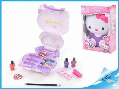 Obrázok Nehtové studio Hello Kitty v krabičce