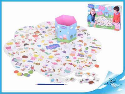 Obrázok Postřehová hra Peppa Pig v krabičce
