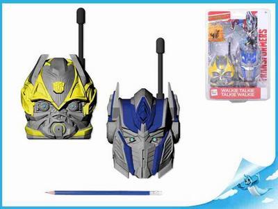 Obrázok Vysílačky Transformers