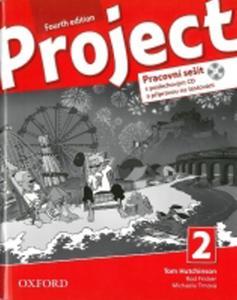 Obrázok Project Fourth Edition 2 Pracovní sešit s poslechovým CD a přípravou na testov.