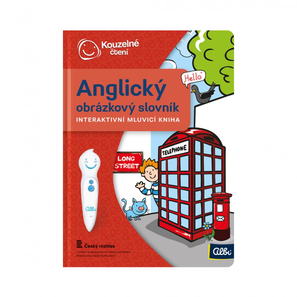 Anglický obrázkový slovník