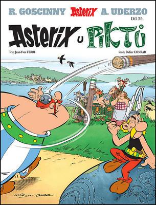 Obrázok Asterix 35: Asterix u Piktů