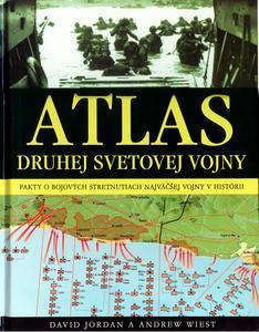 Obrázok Atlas druhej svetovej vojny
