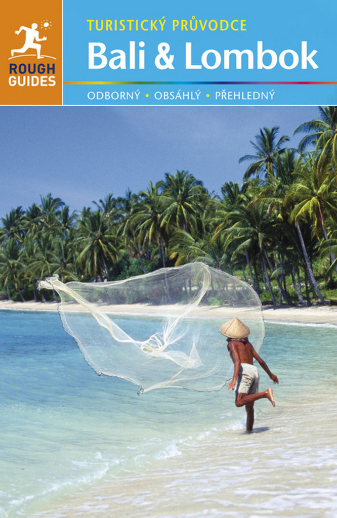Bali a Lombok - Lesley Reader, Lucy Ridout
