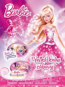 Obrázok Barbie Veľká kniha zábavy