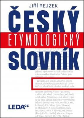 Obrázok Český etymologický slovník