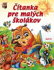 Obrázok Čítanka pre malých školákov