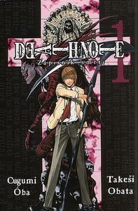 Obrázok Death Note Zápisník smrti 1