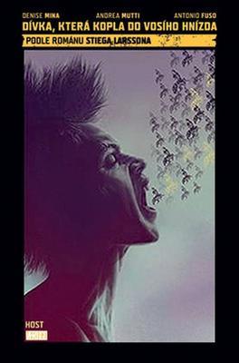 Obrázok Dívka, která kopla do vosího hnízda