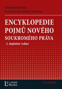 Obrázok Encyklopedie pojmů nového soukromého práva