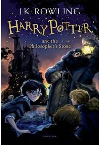 Obrázok Harry Potter and the Philosopher´s Stone 1