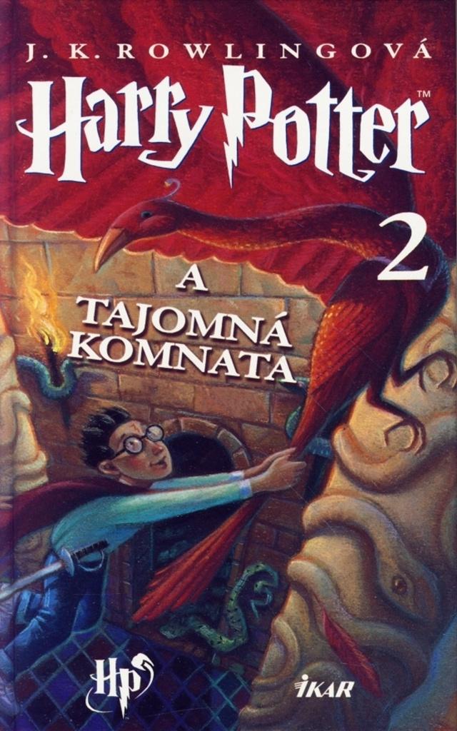 Harry Potter a tajomná komnata 2 - Joanne K. Rowlingová