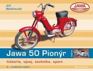 Obrázok Jawa 50 Pionýr