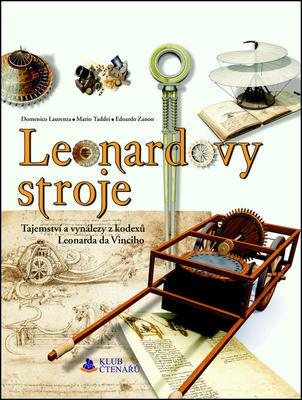 Obrázok Leonardovy stroje