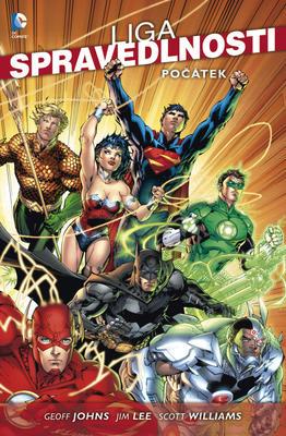 Obrázok Liga spravedlnosti Počátek