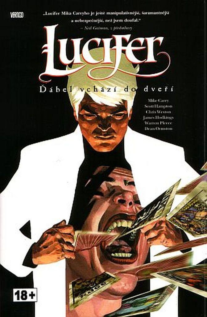 Lucifer Ďábel vchází do dveří - Mike Carey