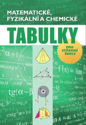 Obrázok Matematické, fyzikální a chemické tabulky
