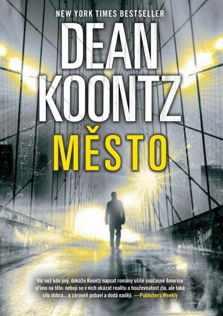 XYZ Město - Dean Koontz