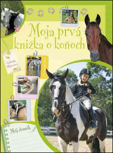 Obrázok Moja prvá knižka o koňoch