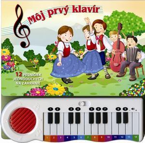 Obrázok Môj prvý klavír