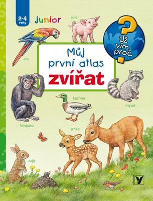 Obrázok Můj první atlas zvířat
