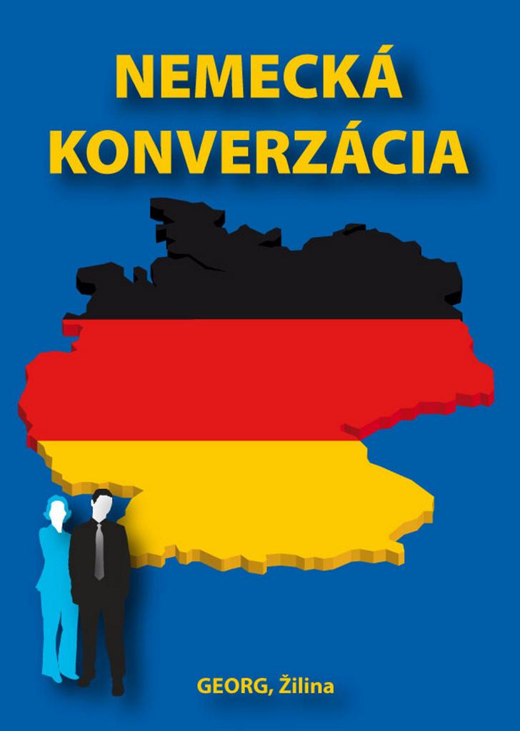 Nemecká konverzácia - Emil Rusznák