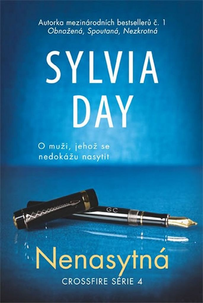 Nenasytná (4) - Sylvia Day