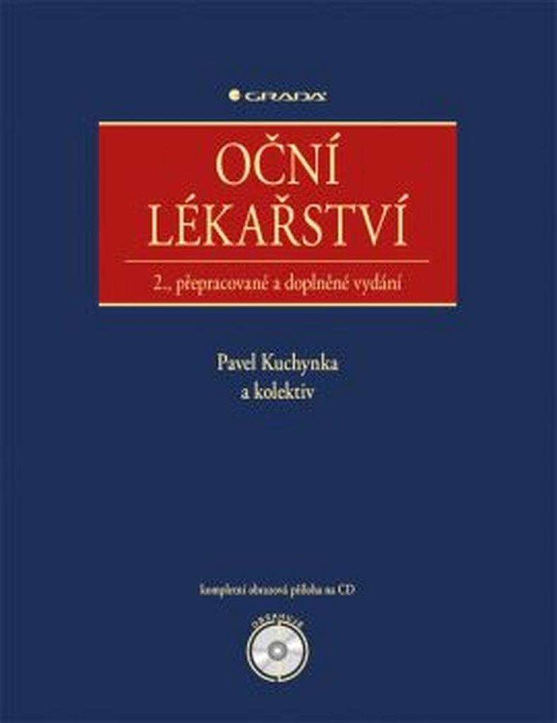 Oční lékařství - Pavel Kuchynka