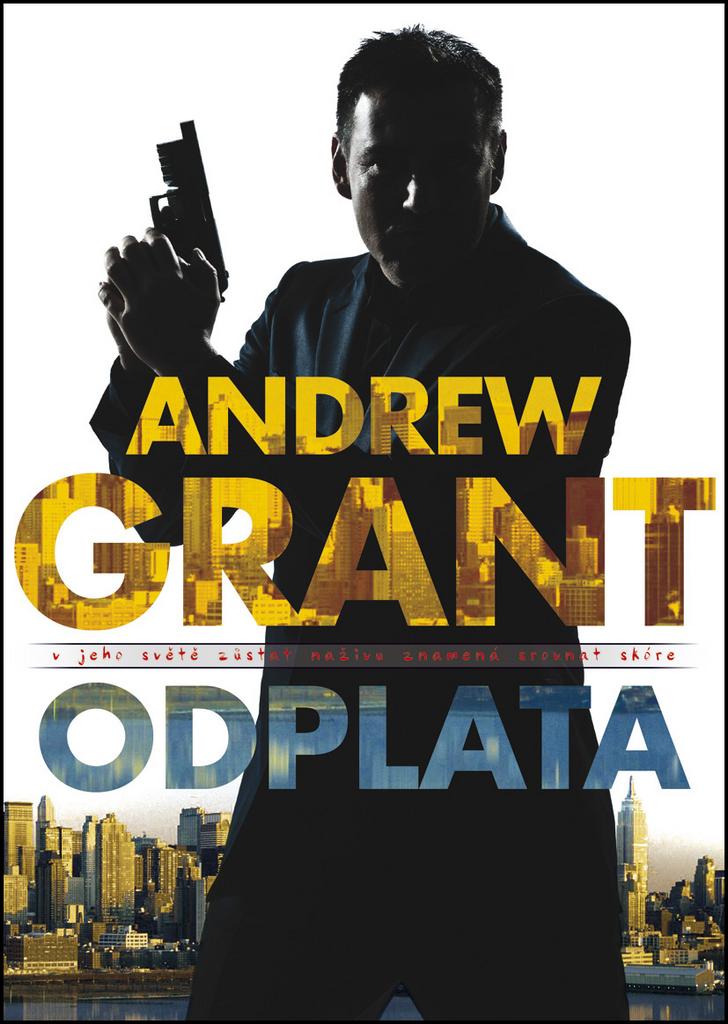 Odplata - Andrew Grant
