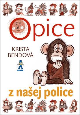 Obrázok Opice z našej police