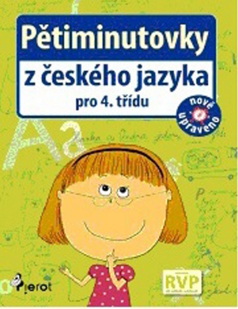 Pětiminutovky z českého jazyka pro 4. třídu - Petr Šulc
