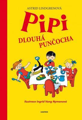 Obrázok Pipi Dlouhá punčocha
