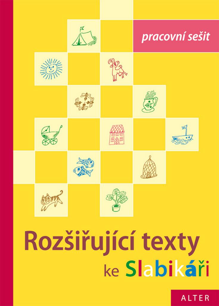 Rozšiřující texty ke Slabikáři 3. díl (Pracovní sešit) - Jiří Žáček
