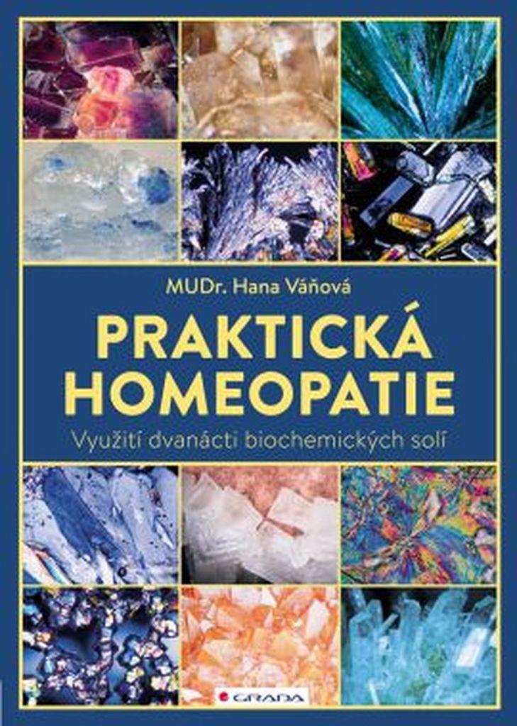 Praktická homeopatie - Hana Váňová