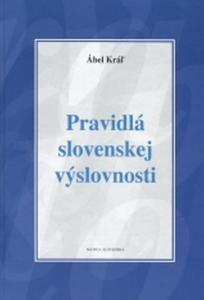 Obrázok Pravidlá slovenskej výslovnosti