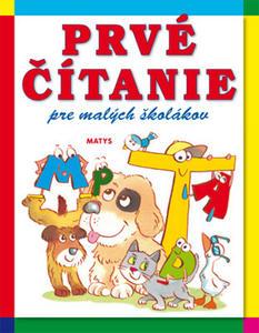 Obrázok Prvé čítanie pre malých školákov