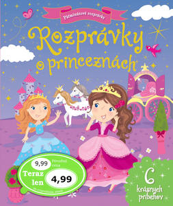 Obrázok Rozprávky o princeznách